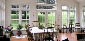 Sunroom  Addition; Private Residence
